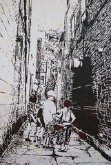 Alley Kids, Lucinda Luvaas