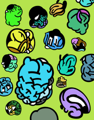 Heads #801-900, D. Dominick Lombardi