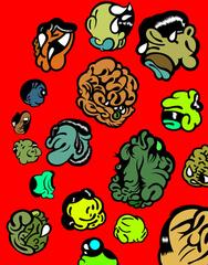 Heads #901-1,000, D. Dominick Lombardi