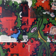 Reverse Collage #29 (detail),D. Dominick Lombardi