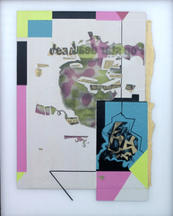 Reverse Collage #13, D. Dominick Lombardi