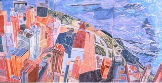 City Coast, Aline Feldman