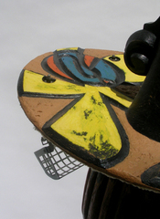 Vessel Assemblage #1 (detail), D. Dominick Lombardi