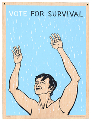 Vote-for-survival-rain