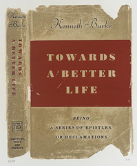Towards a Better Life from In Our Time: Covers for a Small Library After the Life for the Most Part, .,  , R.B. Kitaj