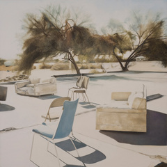 Slab City Chairs, Deborah Martin