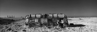 Trailer, Bombay Beach, Bill Leigh Brewer
