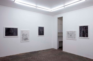 Love or Prison - Installation View, Christophe Chemin