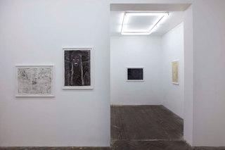 Love or Prison - Installation View, Christophe Chemin