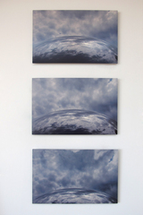 The End of the World As We Know It (triptych), Elizabeth Sher