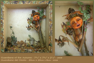 Guardiana of the Autumn, Patricia Krebs