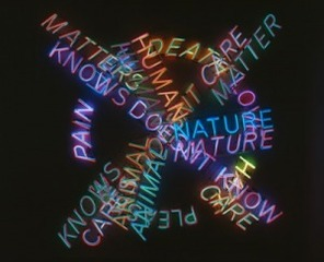 Human Nature/Life Death/Knows Doesn't Know , Bruce Nauman