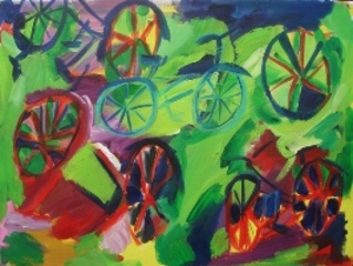 Green Ride, Brooke Harker