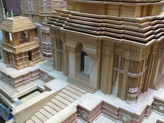 The Prosthetic Temple, Richard Berger