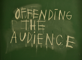 Offending The Audience, Emily Mast