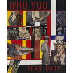 Who You/Yeah Baby, Ralph Arnold