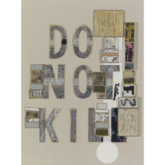 Do Not Kill,Ray Johnson
