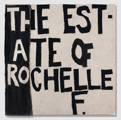 The Estate of Rochelle F.,Rochelle Feinstein