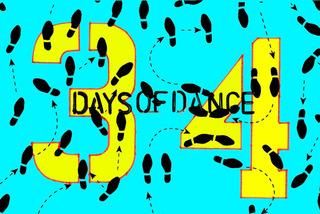 34 Days of Dance, Franklin Londin, Michael Owen, Robin Palanker, Ruth Snyder, Walt Jones, Mike Street, Ana Marini-Genzon, Van Saro, Alexandara Pastorino