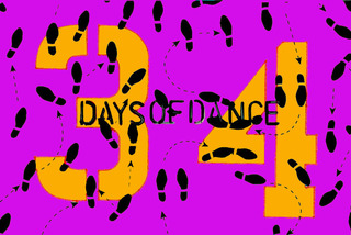34 Days of Dance , Randi Kreeft, Doc Farnsworth