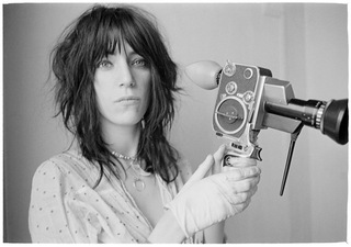 Patti with a Bolex,Judy Linn