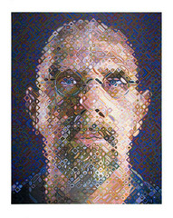 Self Portrait, Chuck Close