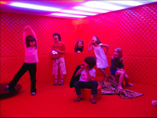 BABYDISCO, I Could Never Be a Dancer, Carine Charaire, Olivier Casamayou, Florenc Doléac, Guillaume Sorge, Yi Zhou
