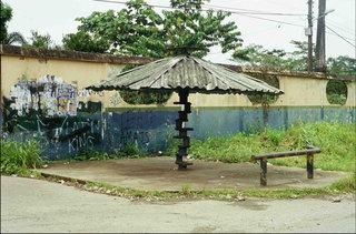 Bus Stop, Gabriel Orozco