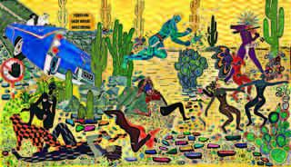 Holidays in an American Desert, Dias Sardenberg