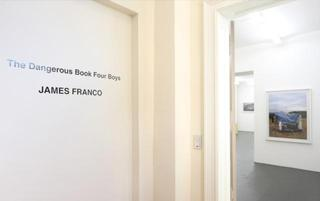 Installation View, James Franco