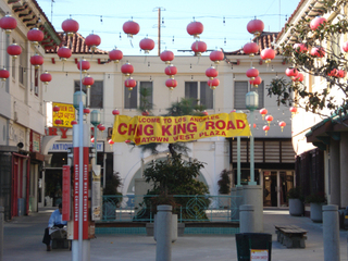 Chinatown, LA,