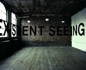 Memory of a non-existent seeing, PS1, New-York, USA, Tania Mouraud