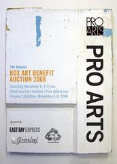 Box Art Benefit Auction 2008,