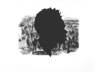Confederate Prisoners, Kara Walker