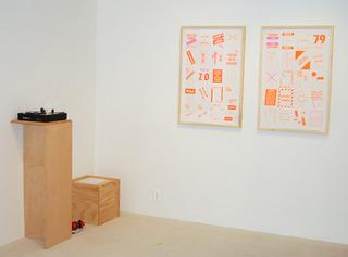 Installation, Brian Roettinger