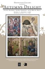 Autumn\'s Delight, Andy Haynes, Scott Brooks, Marie Barr