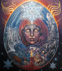 Winter Truth, AMANDA SAGE