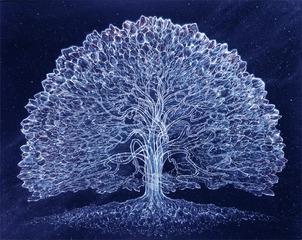 Celestial Tree, Robert Venosa