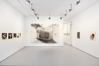 Installation View, Miriam Cahn