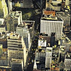 Flatiron Building, NYC, Fred Parker