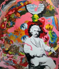 """Karl Marx Twain"" , Mike Estabrook"