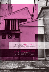 Studio Man Ray by Ira Nowinski,Deric Carner