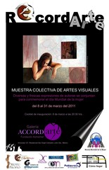 RECORDARTE-MUJER, Art\'Ous