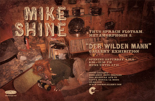 , Mike Shine