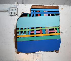 untitled: ceiling, Gisela Insuaste