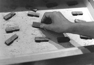 Stempelschublade (Stamp drawer) , Iris Häussler
