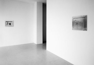 (Safes, installation view @ Yossi Milo),Philippe Gronon