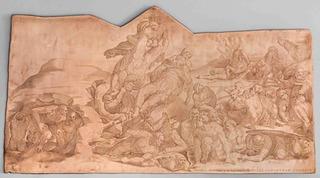 Giudizio da Michelangelo, Giorgio Ghisi