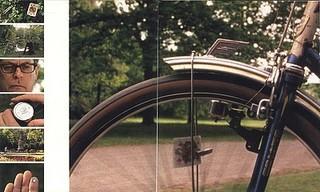 Phonokinetoscope, (Detail), Rodney Graham