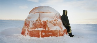 Lemonade Igloo (detail), Scarlett Hooft Graafland